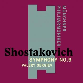 Cover Shostakovich: Symphony No. 9