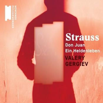 Cover R. Strauss: Don Juan, Ein Heldenleben
