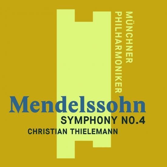 Cover Mendelssohn: Symphony No. 4, 'Italian'