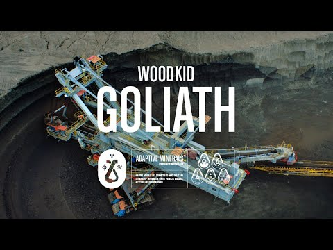 Video Woodkid - Goliath