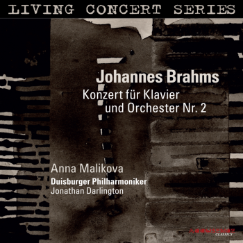 Cover Brahms: Piano Concerto No. 2