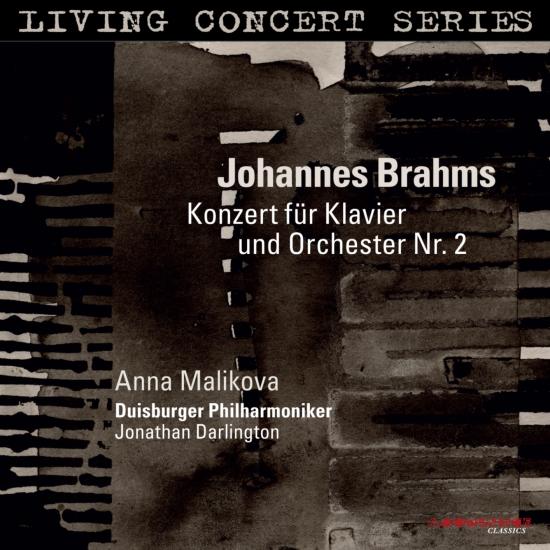 Cover Brahms: Piano Concerto No. 2