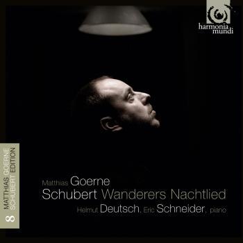Cover Schubert: Wanderers Nachtlied