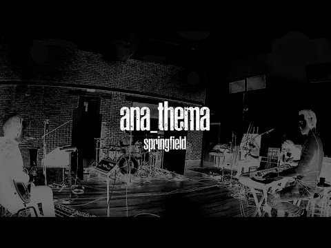 Video Anathema - Springfield (from The Optimist)