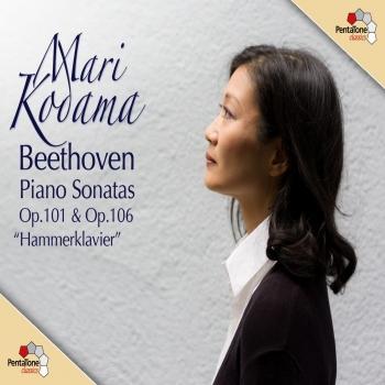 Cover Beethoven Piano Sonatas Op. 101 & Op. 106, Hammerklavier