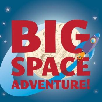 Cover Big Space Adventure!
