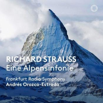 Cover R. Strauss: Eine Alpensinfonie, Op. 64, TrV 233