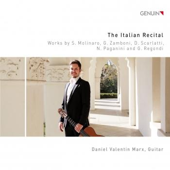 Cover The Italian Recital