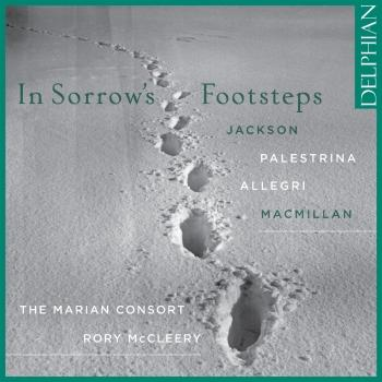 Cover In Sorrow's Footsteps
