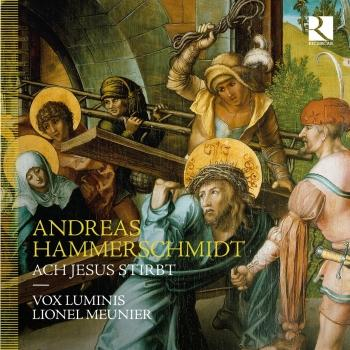 Cover Andreas Hammerschmidt: Ach Jesus stirbt