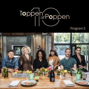 Cover Toppen af Poppen 2020 - Program 5