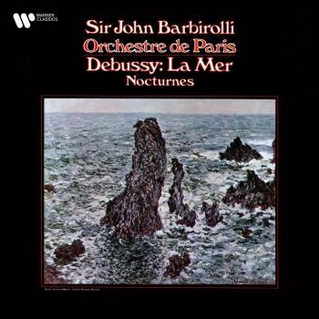 Cover Debussy: La Mer & Nocturnes
