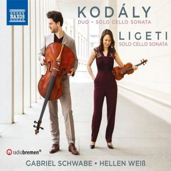 Cover Kodály & Ligeti: Cello Works