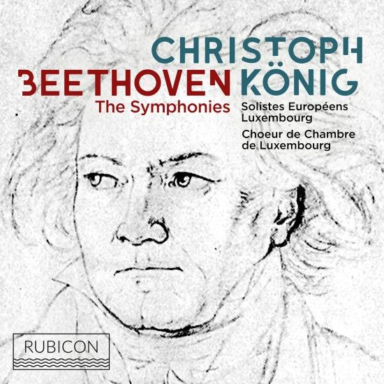 Cover Beethoven: The Symphonies