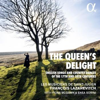 Cover The Queen's Delight