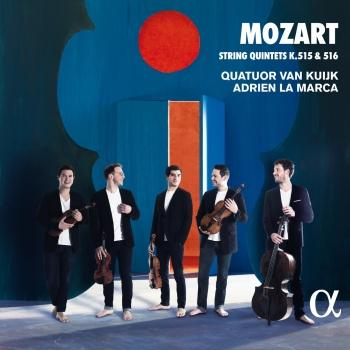 Cover Mozart: String Quintets K. 515 & 516