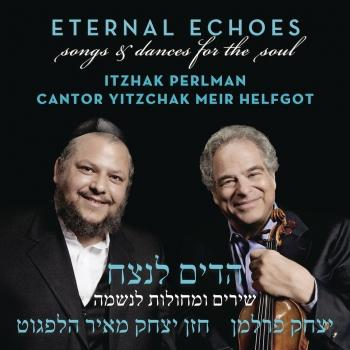 Cover Eternal Echoes: Songs and Dances for the Soul