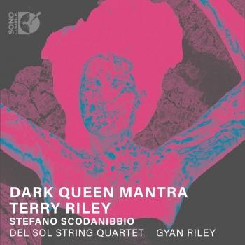 Cover Riley: Dark Queen Mantra