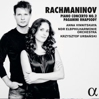 Cover Rachmaninov: Piano Concerto No. 2 in C Minor, Op. 18 & Rhapsody on a Theme of Paganini