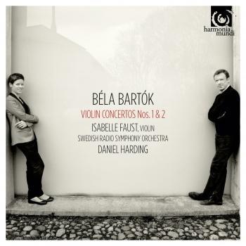 Cover Bartók: Violin Concertos No. 1 & 2