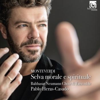 Cover Monteverdi: Selva morale e spirituale