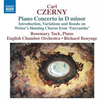 Cover Czerny: Piano Concerto in D Minor
