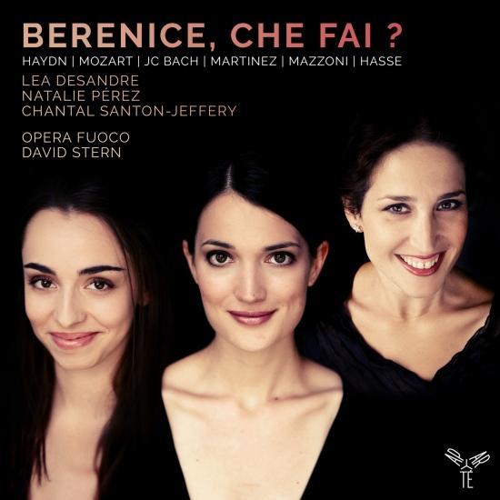 Cover Berenice, che fai ?