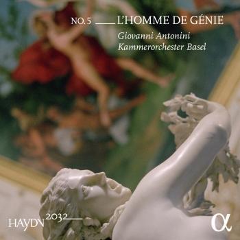 Cover Haydn 2032, Vol. 5: L'homme de génie