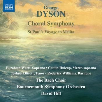 Cover Dyson: Choral Symphony