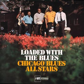 Cover Loaded with the Blues