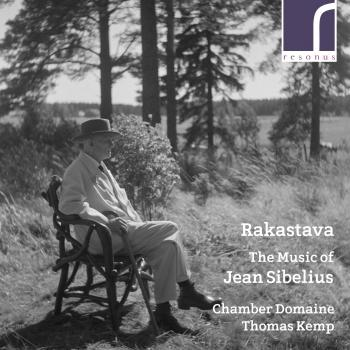 Cover Rakastava: The Music of Jean Sibelius
