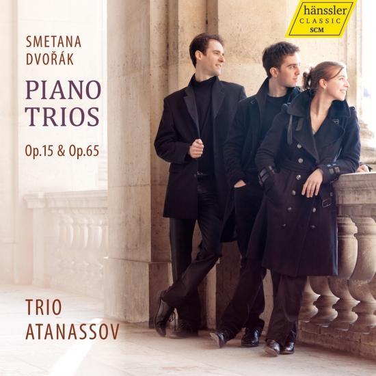 Cover Smetana & Dvořák: Piano Trios