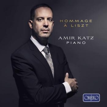 Cover Hommage à Liszt
