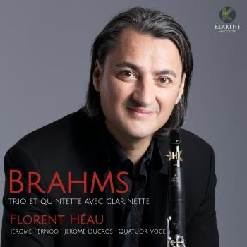 Cover Brahms - Trio et Quintette avec Clarinette
