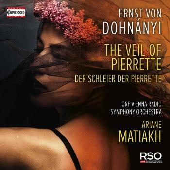 Cover Dohnányi: The Veil of Pierrette, Op. 18