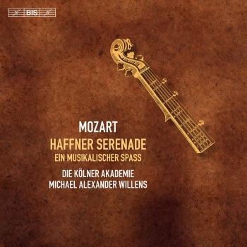 Cover Mozart: Haffner Serenade & Ein musikalischer Spaß