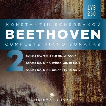 Cover Beethoven: Complete Piano Sonatas, Vol. 2