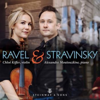 Cover Ravel & Stravinsky: Works for Violin & Piano