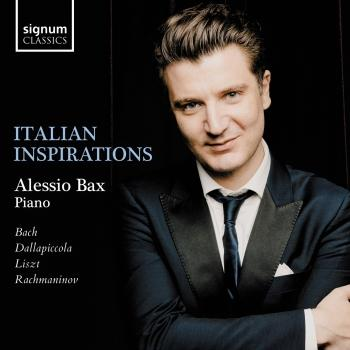 Cover Italian Inspirations