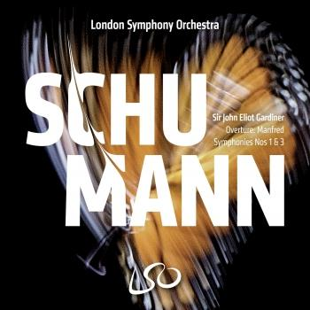 Cover Schumann: Symphonies Nos. 1 & 3