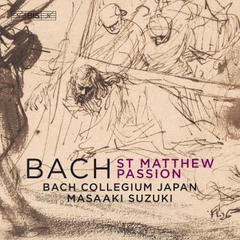 Cover J.S. Bach: St. Matthew Passion, BWV 244