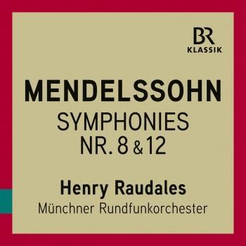 Cover Mendelssohn: String Symphonies