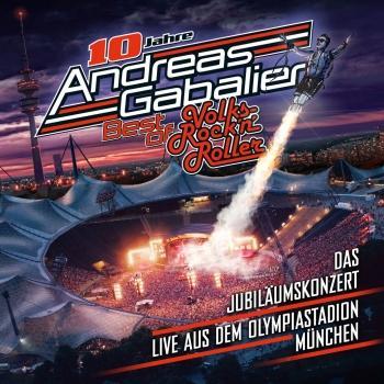 Cover Best of Volks-Rock'n'Roller - Das Jubiläumskonzert (Live aus dem Olympiastadion in München / 2019)