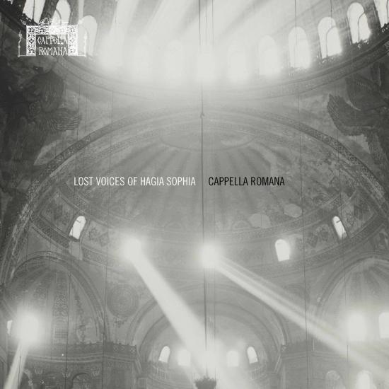 Cover Lost Voices of Hagia Sophia