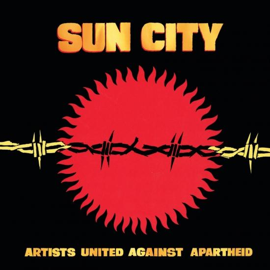 Cover Sun City: Artists United Against Apartheid (Deluxe Edition - Remastered)