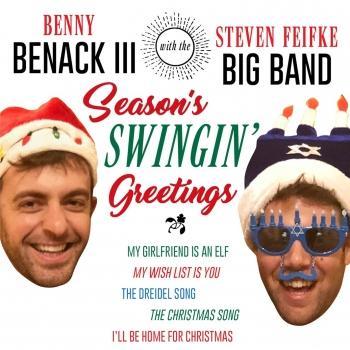 Cover Season's Swinging Greetings