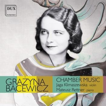 Cover Bacewicz: Chamber Music