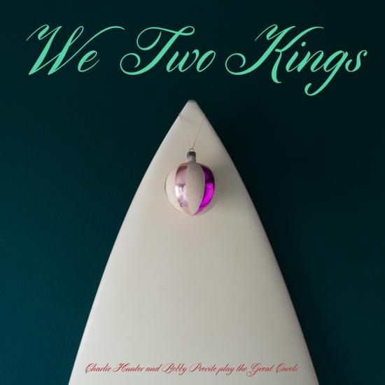 Cover We Two Kings