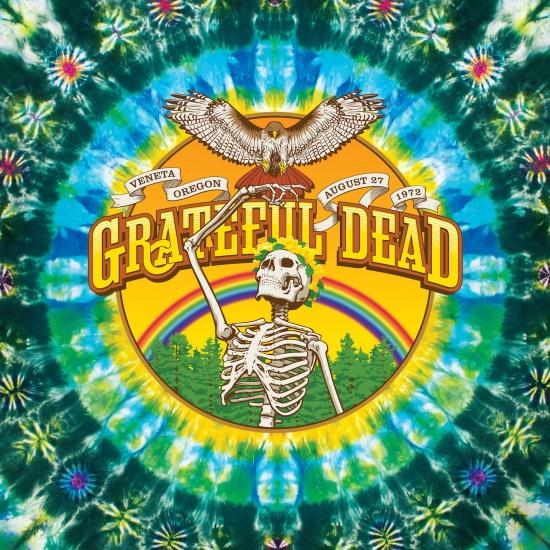 Cover The Complete Sunshine Daydream Concert (Live - 8/27/72 Veneta, Oregon)