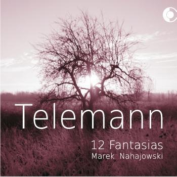 Cover Telemann: 12 Fantasias